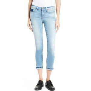 Frame Le Skinny de Jeanne cropped jeans Size 29